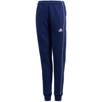 Pantalon Pantalon adidas Core 18 Sweat JR dark blue CV3958 adidas teamwear