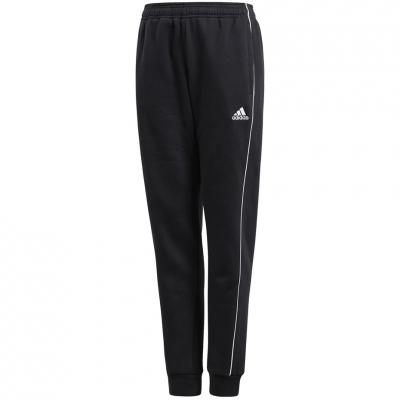 Pantalon adidas Core 18 Sweat JR black CE9077 adidas teamwear