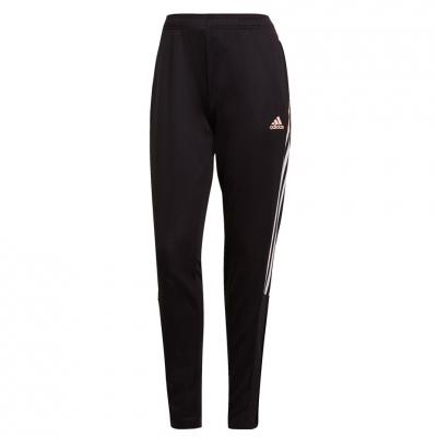 Pantalon 's adidas Tiro Trackpant black and pink GQ1054 dama adidas teamwear