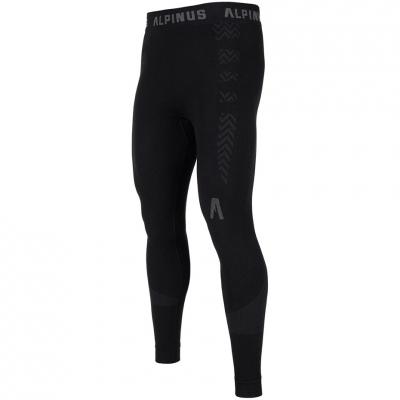 Pantalon Alpinus Pro Miyabi Edition men's thermoactive black GT43244