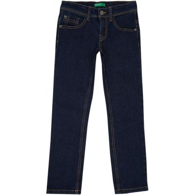 Pantalon Combat Benetton 5 Pocket Denim baietel