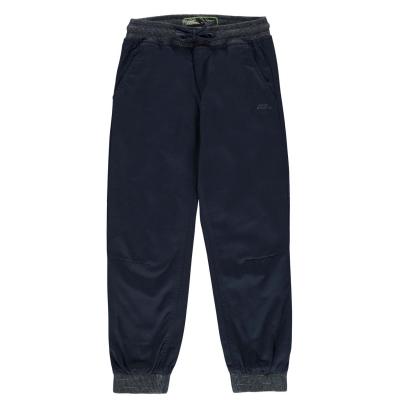 Pantalon chinos No Fear Ribbed Waistband copil baietel