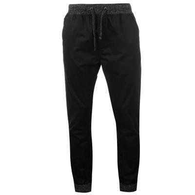 Pantalon chinos SoulCal Ribbed Waistband barbat
