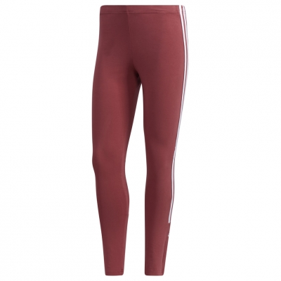 Pantalon Colant 's adidas W New A 78 TIG red GD9037 dama