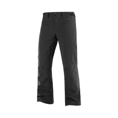 Pantaloni Drumetie Barbati BRILLIANT PANT M Negru Salomon