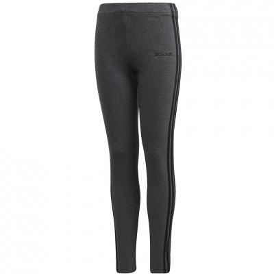 Pantalon for adidas YG 3S E Tight gray FQ4136 copil