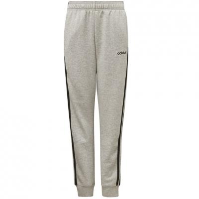 Pantalon for adidas Youth Essentials 3 Stripes gray DV1801 copil baietel