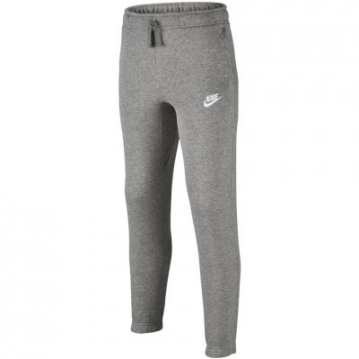 Pantalon Combat for Nike B EL CF AA gray 805494 063 copil copil