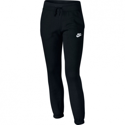 Pantalon for Nike G FLC REG 806326 010 fetita