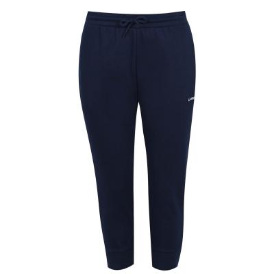 Pantalon LA Gear Three Quarter Interlock Jogging dama