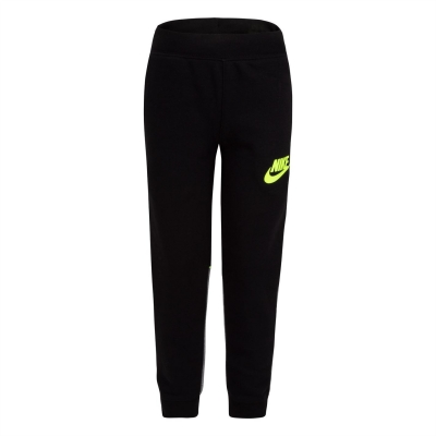 Nike Glow Logo Colorblock Joggers