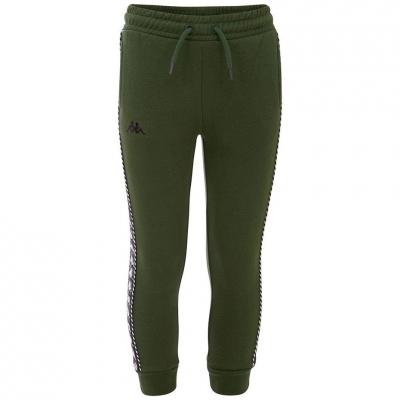 Pantalon Men's Kappa IRENEUS green 309010 19-6311
