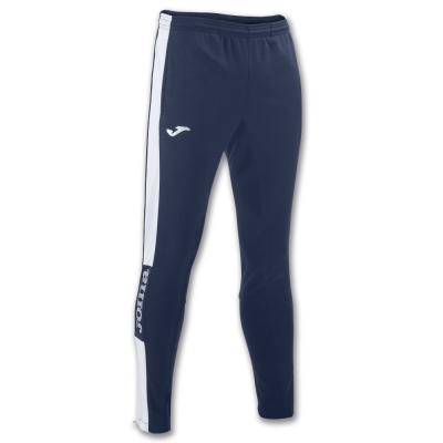 Pantalon Long Champion Iv Navy-white Joma
