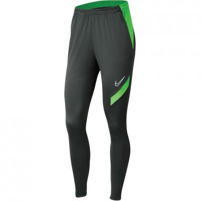 Pantalon 's Nike Academy Pro Knit graphite-green BV6934 062 dama