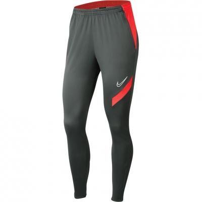 Pantalon 's Nike Academy Pro Knit gray-red BV6934 067 dama