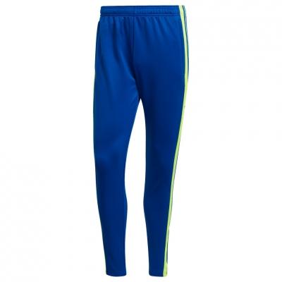 Pantalon Pantalon Men's  adidas Squadra 21 Training blue-yellow GP6451 adidas teamwear