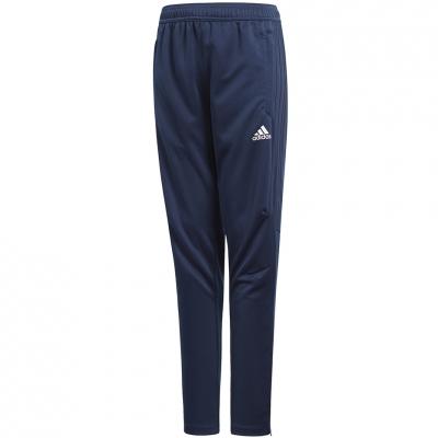 Pantalon adidas TIRO 17 TRAINING JR dark blue BQ2726 adidas teamwear