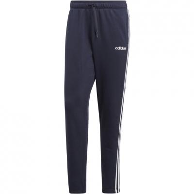 Pantalon Pantalon Men's adidas Essentials 3S T FT dark blue DU0460