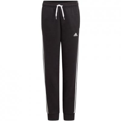 Pantalon Pantalon for adidas Essentials 3 Stripes black GQ8897 copil