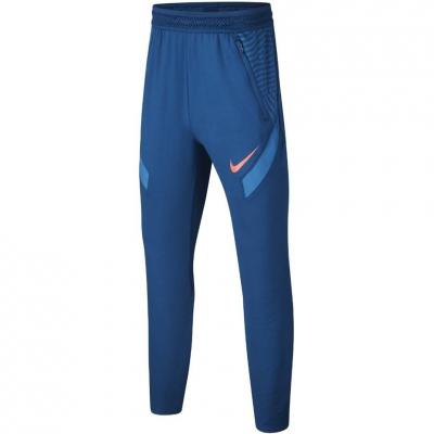 Pantalon Pantalon Nike B Dry Strike KP NG blue BV9460 432 copil