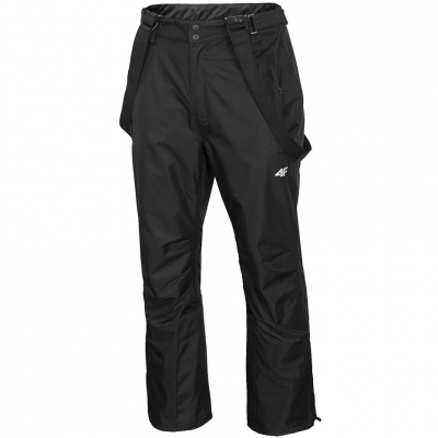 Pantalon Pantalon Ski men's 4F deep black H4Z20 SPMN001 20S