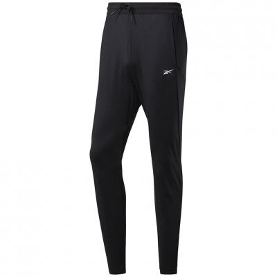 Pantalon Reebok Men's Workout Knit black FJ4057