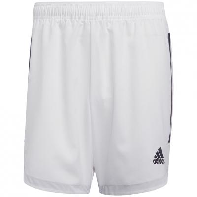 Pantalon scurt Combat the adidas Condivo 20 white FI4571 barbat adidas teamwear