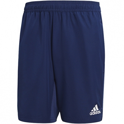 Pantalon scurt Combat Adidas Condivo18 Woven men's navy blue CV8251 adidas teamwear