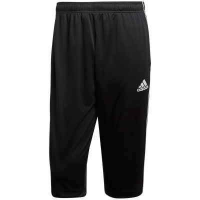 Pantalon Pantalon adidas Core 18 3/4 black CE9032 adidas teamwear