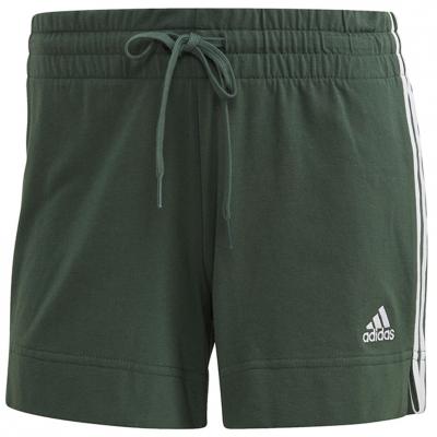 Pantalon scurt Combat adidas Essentials Slim khaki GM5525