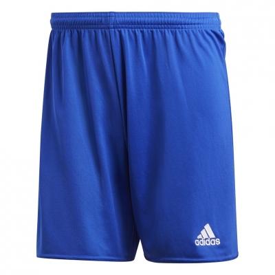 Pantalon scurt Combat adidas Parma 16 blue AJ5882 adidas teamwear