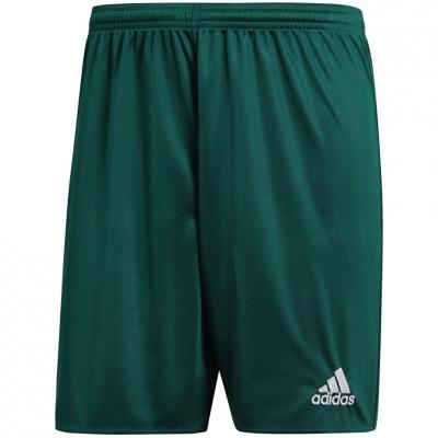Pantalon scurt Combat adidas PARMA 16 JR c. Green DM1698 adidas teamwear