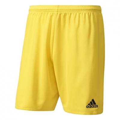 Pantalon scurt Combat adidas Parma 16 JR yellow AJ5885 adidas teamwear