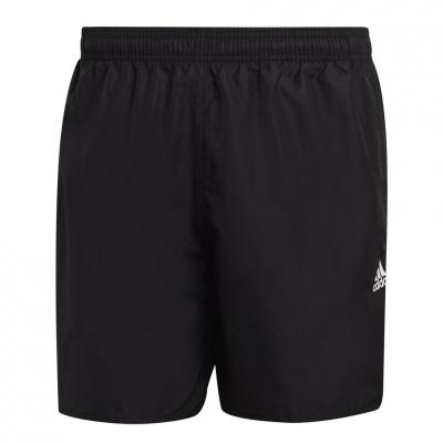 Pantalon scurt Combat Men's adidas Short Length Solid Swim black GQ1081