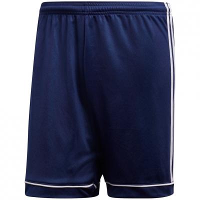 Pantalon scurt Combat adidas Squadra 17 JR dark blue BK4765 adidas teamwear