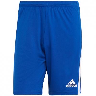 Pantalon scurt Combat Men's  Men's adidas Squadra 21 Short blue GK9153 adidas teamwear