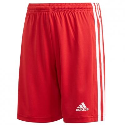 Pantalon scurt Combat Adidas Squadra 21 Short Youth red GN5761 adidas teamwear