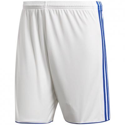 Pantalon scurt Combat adidas Tastigo 17 white BJ9126 adidas teamwear