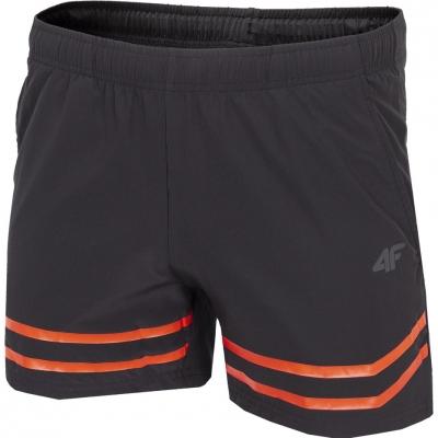 Pantalon scurt Combat Men's 4F H4L19 SKMF003 20S deep black