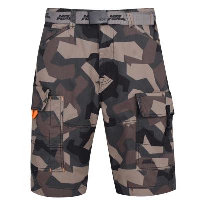 Pantalon scurt Combat Curea No Fear Cargo