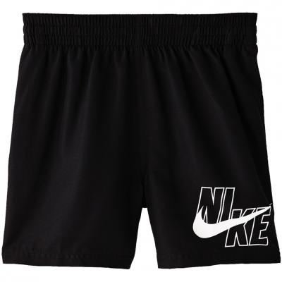 Pantalon inot Nike Logo Solid Lap 's black NESSA771 001 copil copil