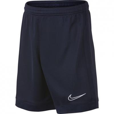 Pantalon scurt Combat for Nike B Dry Academy navy blue AO0771 452 copil