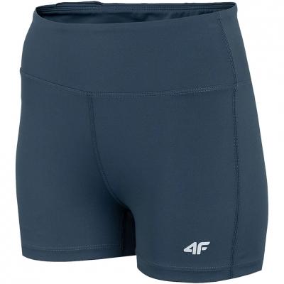 Pantalon scurt Combat 's functional 4F navy blue H4L21 SKDF014 31S dama