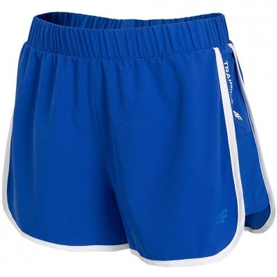 Pantalon scurt Combat Functional 's 4F cobalt H4L20 SKDF001 36S dama