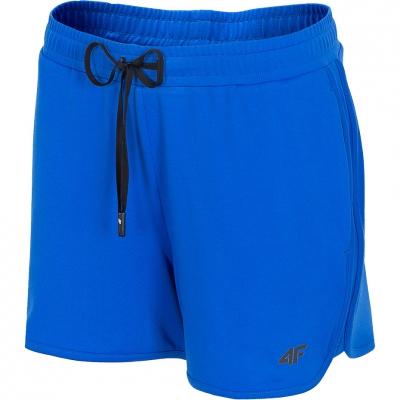 Pantalon scurt Combat Functional 's 4F cobalt NOSH4 SKDF001 36S dama