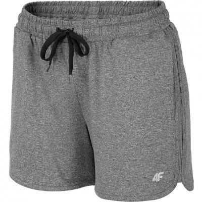 Pantalon scurt Combat Functional 's 4F dark grey Heather NOSH4 SKDF001 23M dama