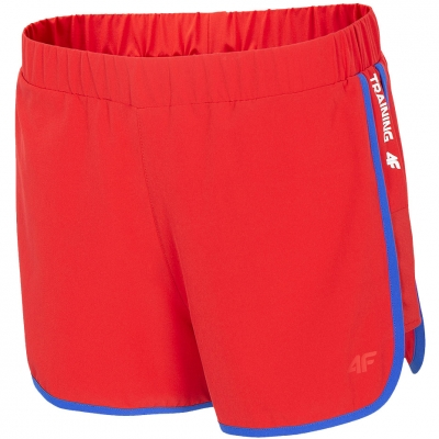 Pantalon scurt Combat Functional 's 4F red H4L20 SKDF001 62S dama