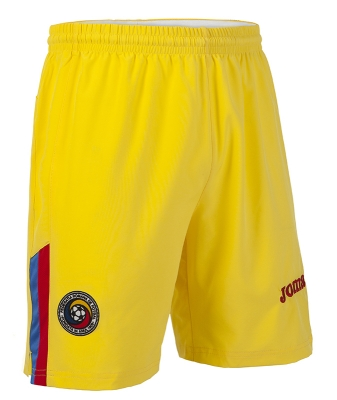 Short1? F.a. Rumania Yellow Joma