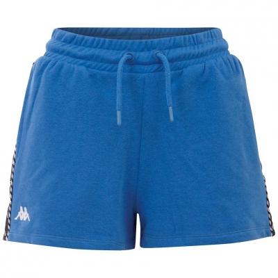 Pantalon scurt Combat for Kappa IRISHA blue 309076 18-4141 dama