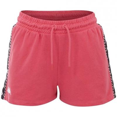 Pantalon scurt Combat 's Kappa IRISHA pink 309076J 18-2120 copil